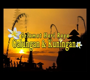Galungan and Kuningan Ceremonies in Bali